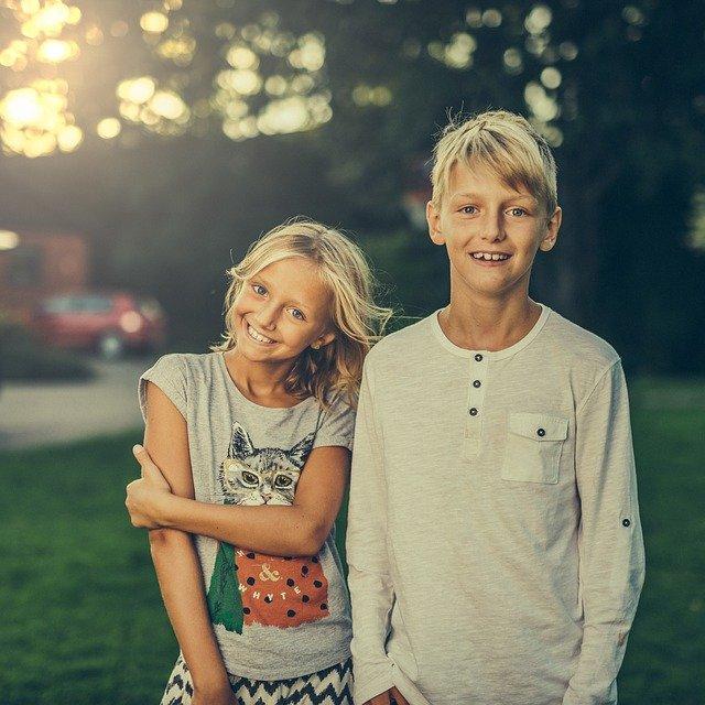 milé děti