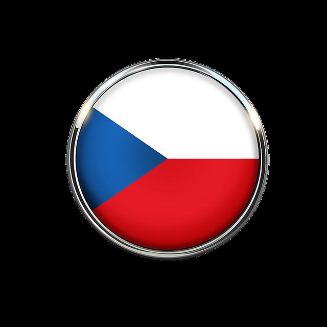 vlajka v kroužku