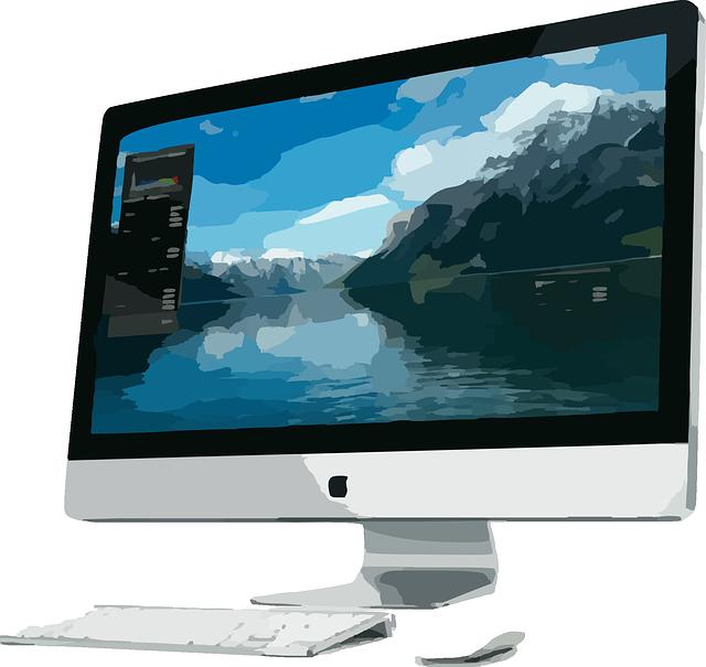 obrázek monitoru